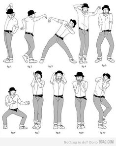 Y si quieres aprender a bailar...aquí una sencilla guía