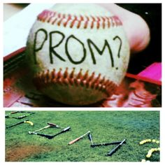 I wanna be asked like this to prom <3 #SoftballProbz