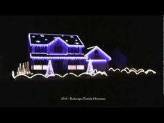 """MUSIC Video (3:34) Trans-Siberian Orchestra - 75,000 Christmas Lights synchronized to """"A Mad Russian Christmas"""" utilizing 192 Light-O-Rama Channels. (More information: www.NeverEnoughLights.com)"""