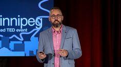 Ryan Mayberry of ArtMoi gives a Ted Talk in Winnipeg Art And Technology, Ted Talks, Make Art, Art World, Lovers Art, History, News, Historia