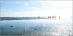 Jenny Stadthaus - Nordfriesland Strand bei Nieblum