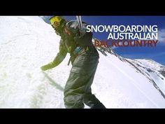 Hiking up and snowboarding down Carruthers Peak Kosciuszko National Park NSW Australia #hiking #camping #outdoors #nature #travel #backpacking #adventure #marmot #outdoor #mountains #photography