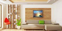 #Obraz w ramie drewnianej naszego klienta. Drewno na drewnie może wyglądać pięknie. Oto przykład:) #krajobrazy