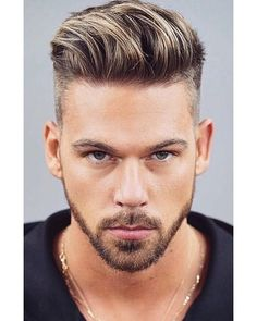 18 Cool Haircuts for Men 2019 Hottest exclusive Fashion Trends and Styles Tips for Hairs is part of Mens hairstyles 18 Cool Haircuts for Men 2019 - Best Short Haircuts, Cool Haircuts, Beautiful Haircuts, Modern Haircuts, Long Haircuts For Men, Men Haircut Short, Old Man Haircut, Classic Mens Haircut, Haircut Medium