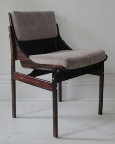 Six Chairs by Jorge Zalszupin | From a unique collection of antique and modern side chairs at http://www.1stdibs.com/furniture/seating/side-chairs/