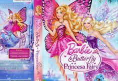 Barbie™- Mariposa - Be A Friend -Por Ana Carla - Barbie Butterfly e a Pr...