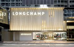 Longchamp Maison Canton Road Hong Kong by CARBONDALE
