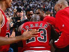 Plying Michael Jordan with applesauce helped get MJ through 1997′s famous 'Flu Game'