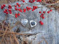 Would like to make this out of wood. My Heart Will Guide You Home Pocket Compass by jimclift on Etsy.