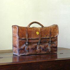 Vintage Leather
