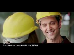 Kaabil Hoon Song (Video) | Kaabil | Hrithik Roshan, Yami Gautam | Jubin Nautiyal, Palak - YouTube