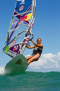 Wind Surfing?  If Yes -click Tried, and comment your experience/ If No -what are you doing? Save this pin to your Bucket List!