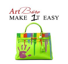 "Art Buro ""Make 1t Easy"". www.artburo.com"