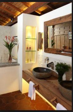 Another Balinese bathroom