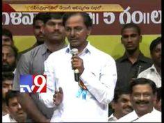 KCR calls upon Telangana residents to be united