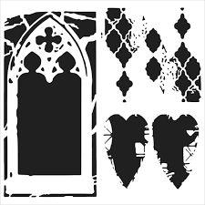 Afbeeldingsresultaat voor crafters workshop stencils