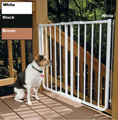 $89.99 Stairway Special Outdoor Gate