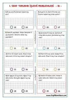 First Grade Math Worksheets, I School, Math Lessons, Grade 1, Wisdom Quotes, Montessori, Kindergarten, Bullet Journal, Student