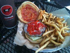 Meatheads burger. Delicious!