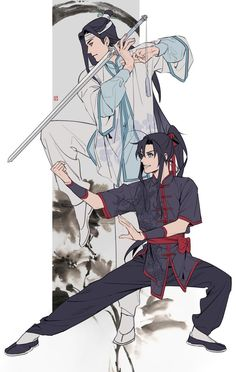 Anime: the grandmaster of demonic cultivation Character Concept, Character Art, Chibi, Chinese Cartoon, Anime Kunst, Asian Art, Martial, Art Reference, Manga Anime