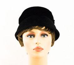 Vintage 1940's Deluxed Velour and Velvet