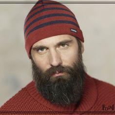 ARMOR LUX bonnet rayé. Bonnet rayé réputé inusable de la ligne héritage / Striped knit cap renowned indestructible of the heritage line. 1d1fa