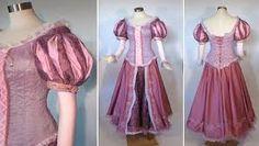 Image result for rapunzel dress