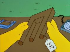 This item actually cannot physically be made Escher Tessellations, Conan O Brien, The Mentalist, Himym, Homer Simpson, Batman, Smart Jokes, Futurama, Human Condition
