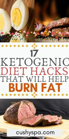 On keto diet? Here are 17 keto diet hacks for everyone who wants to burn fat and still eat low carb meals. Enjoy the tricks to continue your keto diet. Cyclical Ketogenic Diet, Ketogenic Diet Weight Loss, Ketogenic Diet Food List, Ketogenic Diet For Beginners, Keto Diet For Beginners, Diet Foods, Diet Meals, Keto Meal, Diet Plan Menu