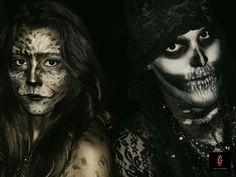 Modelos: Fernando Santana Camila Sanchez