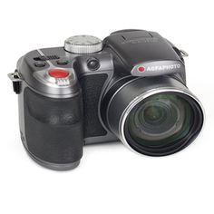 Agfa Photo Selecta 16 Selecta Black 16 MP Digital Camera with 15x Optical Zoom