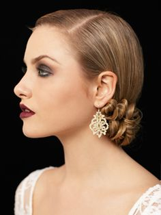 "Splendid Smolder (From Riku Campo's book ""Best in Beauty"") via @BHLDN -"