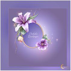 Lilacism - Payhip Blue And Purple Orchids, Molduras Vintage, Photoshop 7, Lily Bloom, Stationary Design, Lilac Color, Petunias, Vignettes, Flower Art