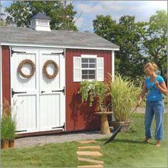 210 Best She Sheds Sheds For Her Images Garden Storage