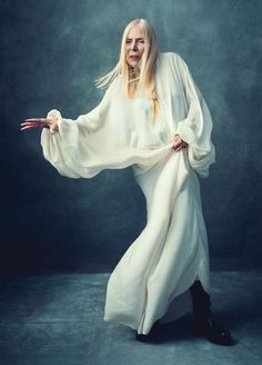 Joni Mitchell, photograph by Norman Jean Roy for New York Magazine, February 9-22, 2015.