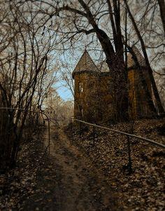 Forest Castle, Scotland via bluepueblo.tumblr.com