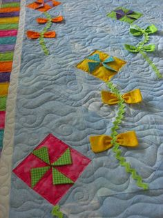 Quilting Square One: Come Fly With Me