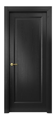 Sale Sarto Galant 1401 Interior Door Chocolate Ash – UnitedPorte Inc Interior Door Styles, Black Interior Doors, Door Design Interior, Exterior Design, Interior And Exterior, Flush Door Design, Flush Doors, House Front Design, Modern Door