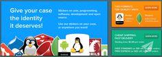 Stickers, T-shirts, Mugs on UNIX & Programming | unixstickers