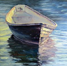 February 20, 2013 How To Paint Dories! Painters Helping Other Painters Sell!   Plein Aire in Maine