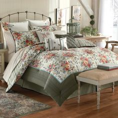 Laura Ashely Wakefield bedding