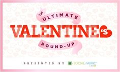 Ultimate Valentine's Day Round-Up via @Just 2 Sisters