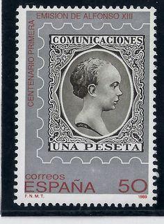 España - Spain filatelia