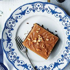 Peanut-Cola Cake | MyRecipes.com