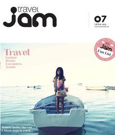 Travel Jam magazine