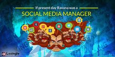 Wonder why we say so? Read on in our latest blog on how Ravan could manage the duties of a social media manager well. This is a fresh perspective from a #social #media #marketing service in Kolkata.