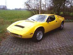 Maserati Merak 3000 SS