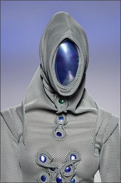 Alien Woman by Jose Miros