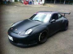 RWB Porsche 996