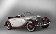 1936 Delage D6 70 Cabriolet Mylord by Figoni et Falaschi